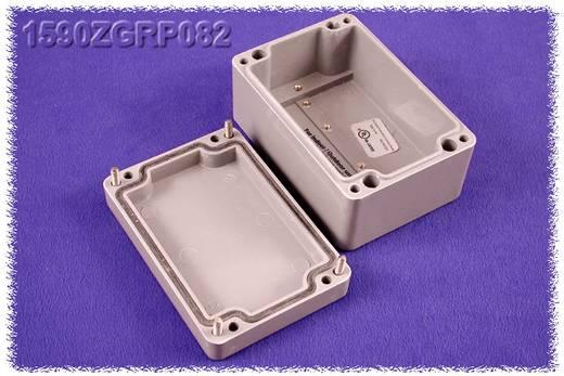 Hammond Electronics műanyag doboz, 590ZGRP sorozat 1590ZGRP082 poliészter (H x Sz x Ma) 110 x 75 x 55 mm, szürke