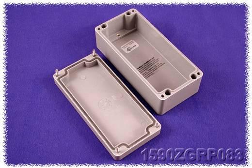 Hammond Electronics műanyag doboz, 590ZGRP sorozat 1590ZGRP083 poliészter (H x Sz x Ma) 160 x 75 x 55 mm, szürke