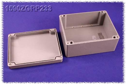 Hammond Electronics műanyag doboz, 590ZGRP sorozat 1590ZGRP233 poliészter (H x Sz x Ma) 250 x 250 x 115 mm, szürke