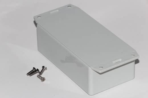 Univerzális műszerdoboz ABS, szürke 120 x 65 x 40 Hammond Electronics 1591CF2GY 1 db
