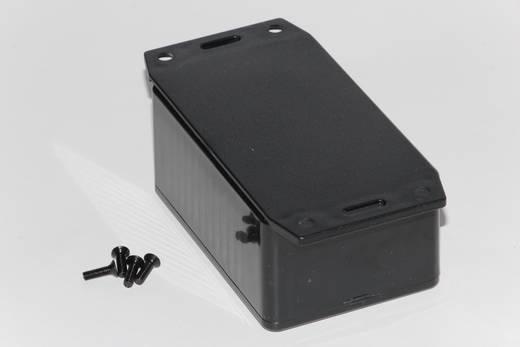 Univerzális műszerdoboz ABS, szürke 85 x 56 x 39 Hammond Electronics 1591LF2GY 1 db