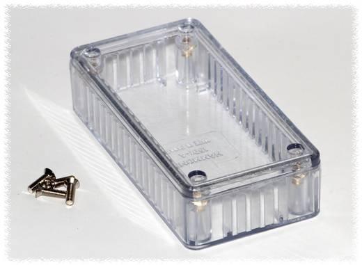 Univerzális műszerdoboz Polikarbonát, natúr 100 x 50 x 25 Hammond Electronics 1591ATCL 1 db