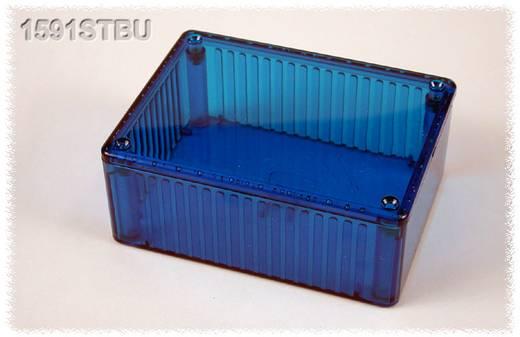 Univerzális műszerdoboz Polikarbonát, kék 110 x 82 x 44 Hammond Electronics 1591STBU 1 db