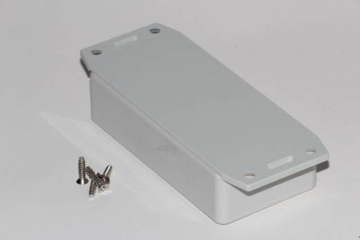 Univerzális műszerdoboz ABS, fekete 100 x 50 x 25 Hammond Electronics 1591AF2SBK 1 db
