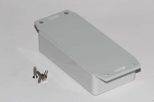 Univerzális műszerdoboz ABS, szürke 100 x 50 x 25 Hammond Electronics 1591AF2SGY 1 db