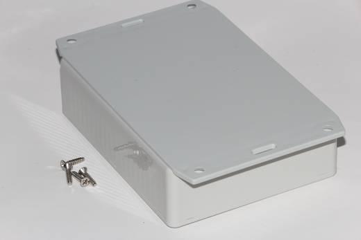 Univerzális műszerdoboz ABS, fekete 165 x 71 x 29 Hammond Electronics 1591HF2SBK 1 db