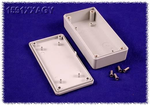 Univerzális műszerdoboz ABS, szürke 100 x 51 x 26 Hammond Electronics 1591XXAGY 1 db