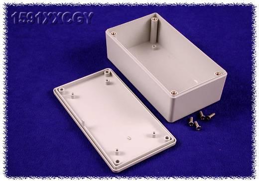Univerzális műszerdoboz ABS, szürke 121 x 66 x 41 Hammond Electronics 1591XXCGY 1 db
