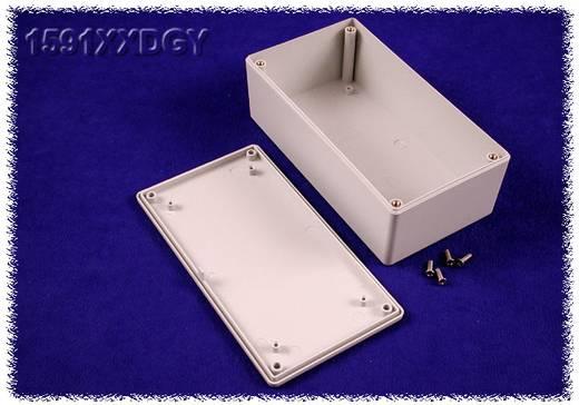 Univerzális műszerdoboz ABS, szürke 152 x 82 x 51 Hammond Electronics 1591XXDGY 1 db
