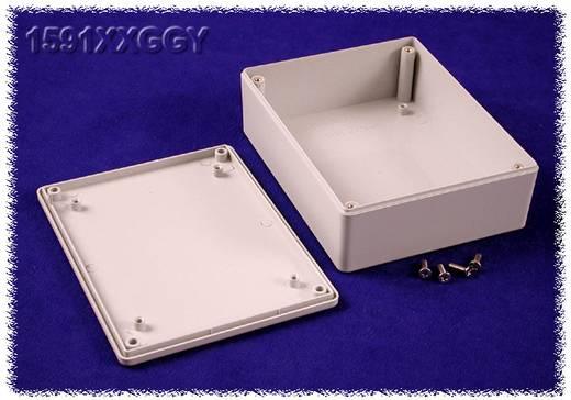 Univerzális műszerdoboz ABS, szürke 121 x 94 x 34 Hammond Electronics 1591XXGGY 1 db