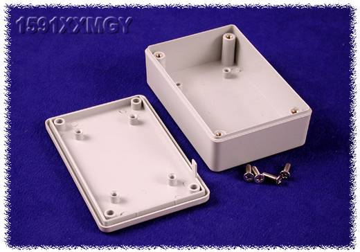 Univerzális műszerdoboz ABS, szürke 85 x 56 x 25 Hammond Electronics 1591XXMGY 1 db