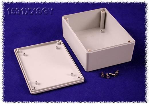 Univerzális műszerdoboz ABS, szürke 110 x 82 x 44 Hammond Electronics 1591XXSGY 1 db