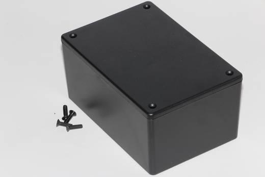 Univerzális műszerdoboz ABS, fekete 123 x 83 x 60 Hammond Electronics 1591XXTBK 1 db