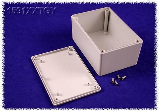 Univerzális műszerdoboz ABS, szürke 123 x 83 x 60 Hammond Electronics 1591XXTGY 1 db
