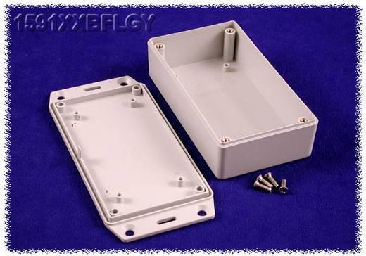 Univerzális műszerdoboz ABS, szürke 113 x 63 x 32 Hammond Electronics 1591XXBFLGY 1 db