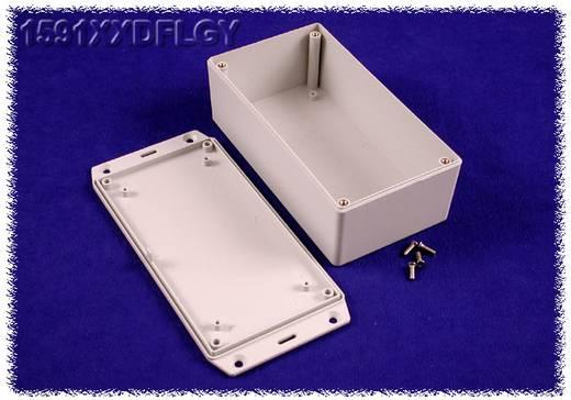 Univerzális műszerdoboz ABS, szürke 152 x 82 x 51 Hammond Electronics 1591XXDFLGY 1 db