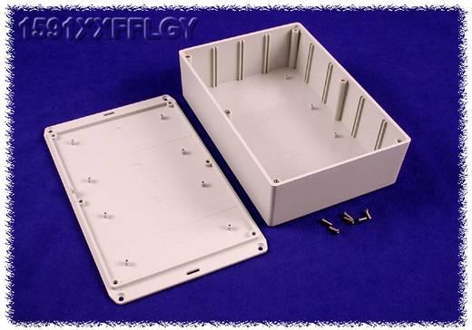 Univerzális műszerház Hammond Electronics 1591XXFFLGY ABS (lángálló) (H x Sz x Ma) 221 x 150 x 64 mm, szürke