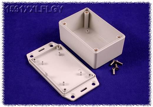 Univerzális műszerdoboz ABS, szürke 121 x 66 x 41 Hammond Electronics 1591XXCFLGY 1 db