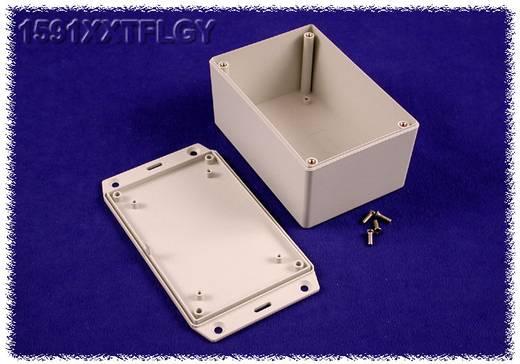 Univerzális műszerdoboz ABS, szürke 123 x 83 x 60 Hammond Electronics 1591XXTFLGY 1 db