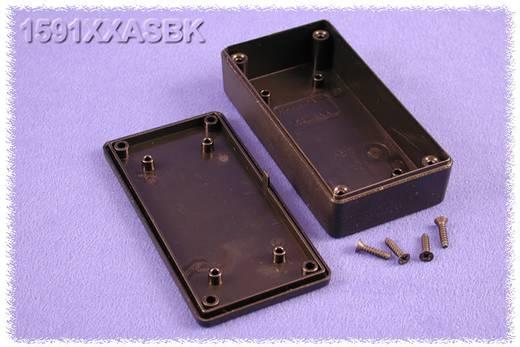Univerzális műszerdoboz ABS, fekete 100 x 51 x 26 Hammond Electronics 1591XXASBK 1 db