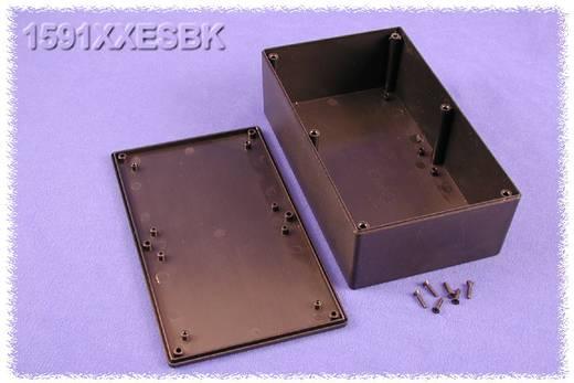 Univerzális műszerdoboz ABS, fekete 193 x 113 x 62 Hammond Electronics 1591XXESBK 1 db