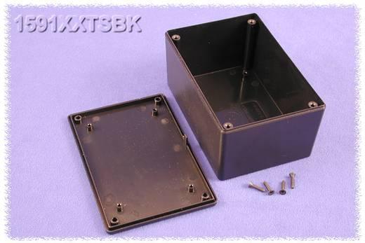 Univerzális műszerdoboz ABS, fekete 123 x 83 x 60 Hammond Electronics 1591XXTSBK 1 db