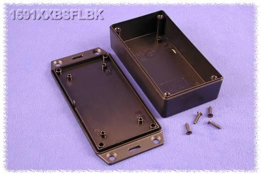 Univerzális műszerdoboz ABS, fekete 113 x 63 x 32 Hammond Electronics 1591XXBSFLBK 1 db