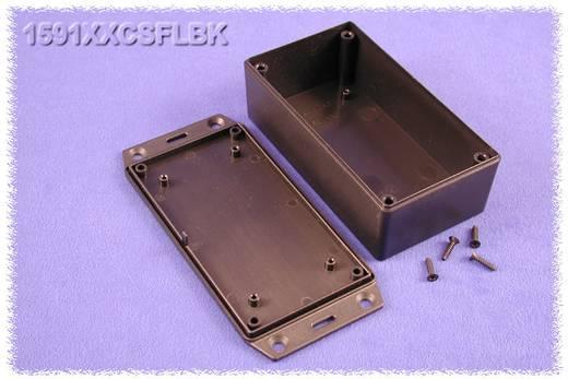 Univerzális műszerdoboz ABS, fekete 121 x 66 x 41 Hammond Electronics 1591XXCSFLBK 1 db