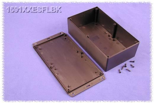 Univerzális műszerdoboz ABS, fekete 193 x 113 x 62 Hammond Electronics 1591XXESFLBK 1 db