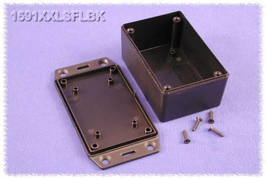 Univerzális műszerdoboz ABS, fekete 110 x 82 x 44 Hammond Electronics 1591XXSSFLBK 1 db