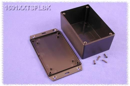 Univerzális műszerdoboz ABS, fekete 123 x 83 x 60 Hammond Electronics 1591XXTSFLBK 1 db
