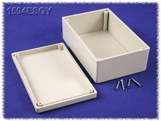 Univerzális műszerdoboz ABS, szürke 167 x 107 x 65 Hammond Electronics 1594ESGY 1 db