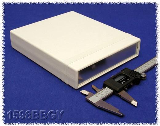 Univerzális műszerház Hammond Electronics 1598BBGY ABS (lángálló) (H x Sz x Ma) 179 x 154 x 36 mm, szürke