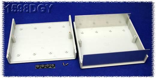 Univerzális műszerház Hammond Electronics 1598DGY ABS (lángálló) (H x Sz x Ma) 180 x 206 x 64 mm, szürke