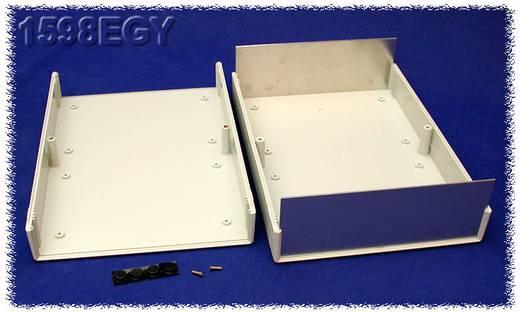Univerzális műszerház Hammond Electronics 1598EGY ABS (lángálló) (H x Sz x Ma) 160 x 160 x 86 mm, szürke