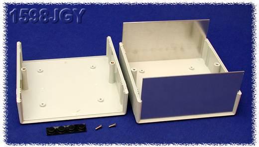 Univerzális műszerház Hammond Electronics 1598JGY ABS (lángálló) (H x Sz x Ma) 280 x 200 x 76 mm, szürke