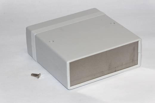 Ipari műszerdoboz ABS, szürke 179 x 154 x 36 Hammond Electronics 1598BBSGY 1 db