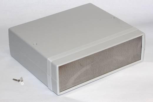 Univerzális műszerház Hammond Electronics 1598DSGY ABS (H x Sz x Ma) 180 x 206 x 64 mm, szürke