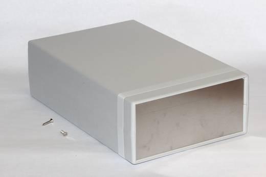 Univerzális műszerház Hammond Electronics 1598GSGY ABS (H x Sz x Ma) 250 x 160 x 76 mm, szürke
