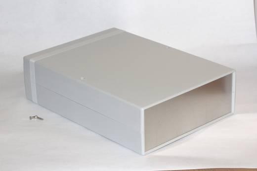Univerzális műszerház Hammond Electronics 1598JSGY ABS (H x Sz x Ma) 280 x 200 x 76 mm, szürke