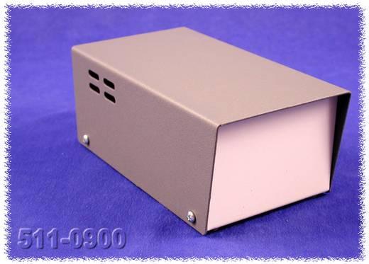 Hammond Electronics fém ház 511-es sorozat 511-0900 acél (H x Sz x Ma) 165 x 92 x 70 mm, szürke
