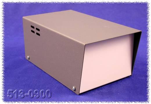 Hammond Electronics fém ház 511-es sorozat 513-0900 acél (H x Sz x Ma) 200 x 121 x 89 mm, szürke