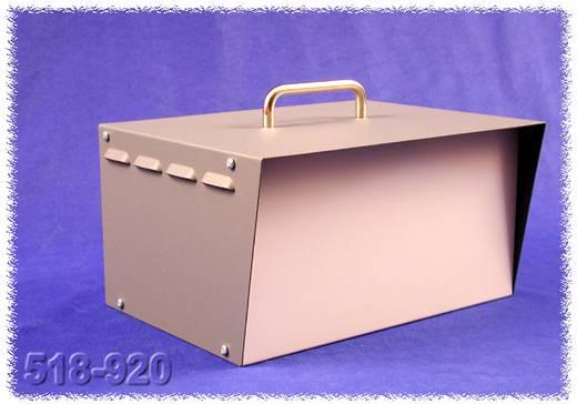Hammond Electronics műszerdoboz, szellőztetett, 518-as sorozat 518-0920 acél (H x Sz x Ma) 197 x 298 x 159 mm, szürke