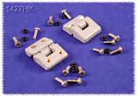 Kulcskarika Acél Króm (Ø) 25 mm Hammond Electronics 1427KR 1 db Hammond Electronics