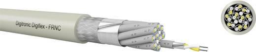 Modulációs kábel – AES/EBU 1 x 2 x 0.22 mm² bézs méteráru Kabeltronik