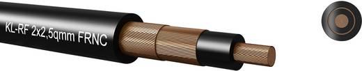 KL-RF 2x2,50qmm black FRNC, Koax, speaker-cable 55H125000 Kabeltronik