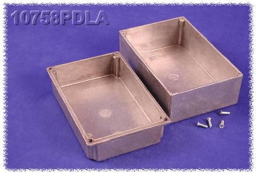 Univerzális műszerház Hammond Electronics 10758PDLA alumínium (H x Sz x Ma) 145 x 95 x 87.2 mm, natúr