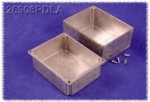 Univerzális műszerház Hammond Electronics 26908PDLA alumínium (H x Sz x Ma) 120 x 95 x 93 mm, natúr