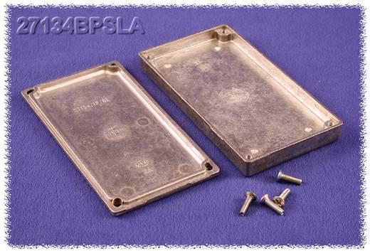 Univerzális műszerdoboz alumínium, natúr 111 x 60 x 16 Hammond Electronics 27134BPSLA 1 db