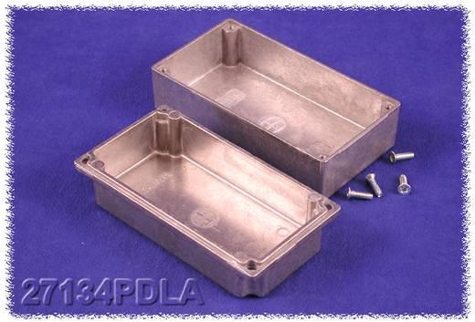 Univerzális műszerház Hammond Electronics 27134PDLA alumínium (H x Sz x Ma) 111 x 60 x 50 mm, natúr